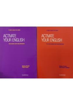 Activate your English, Pre-intermediate/Intermediate Self-study Workbook
