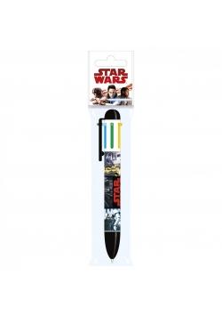 Długopis 6 kolorów Star Wars 18 DERFORM