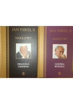 Modlitwy, 2 książki