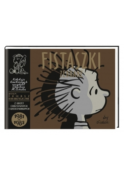 Fistaszki zebrane 1981-1982