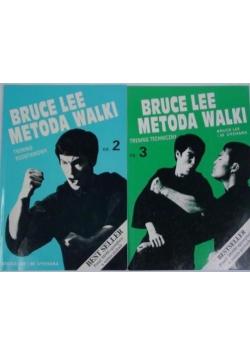 Bruce Lee metoda walki, części 2, 3, 4