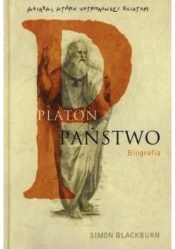Platon. Państwo. Biografia