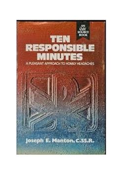 Ten responsible minutes