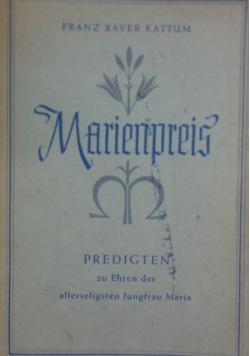 Marienpreis, 1949 r.