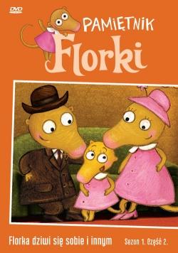 Pamiętnik Florki Florka dziwi się sobie i innym