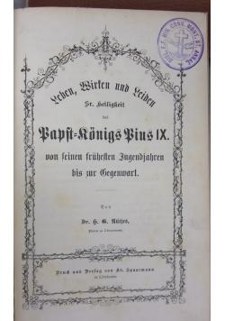 Leben,Wirten unf Leiben 1870 r.