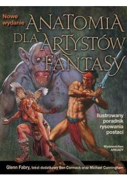 Anatomia dla artystów fantasy