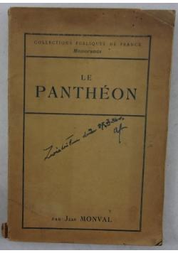 Le Pantheon, 1940r.