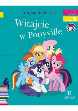 Witajcie w Ponyville Czytam sobie