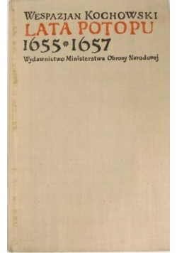 Lata Potopu 1655-1657