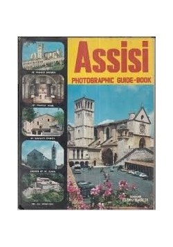 Assisi photographic guide-book