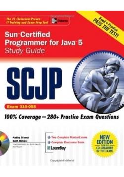 Sun Certified Programmer for Java 5 + CD