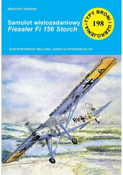 Samolot wielozadaniowy Fieseler Fi 156 Storch