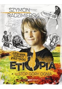 Dziennik łowcy przygód Etiopia.