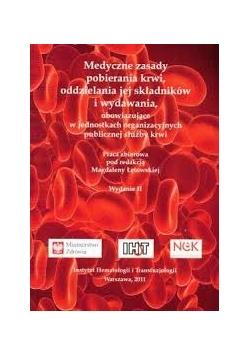 Medyczne zasady pobierania krwi