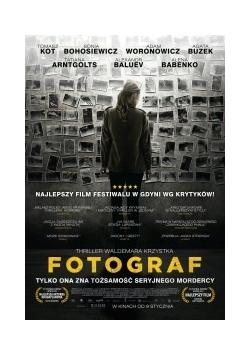 Fotograf, płyta DVD