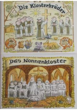 Die  Klosterburder/ Das Nonnenkloster