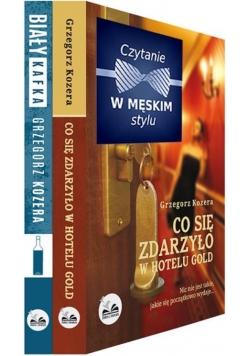 Czytanie w Męskim Stylu. Grzegorz Kozera Pakiet