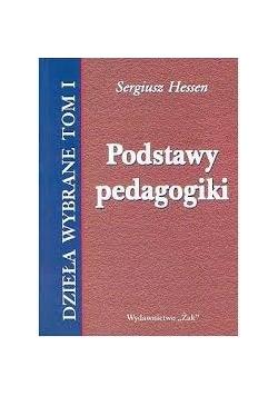 Podstawy pedagogiki