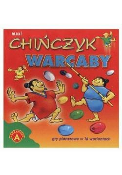 Maxi chińczyk. Warcaby ALEX