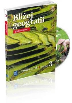 Geografia GIM 3 Bliżej geografii Podr. w.2013 WSIP