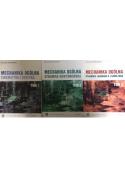 Mechanika Ogólna, t.1-3