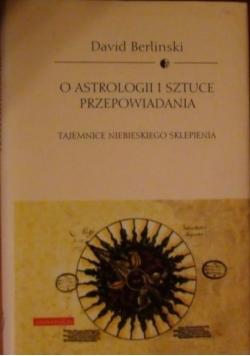 O astrologii i sztuce przepowiadania