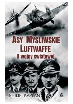 Asy myśliwskie Luftwaffe II Wojny Światowej w.2017