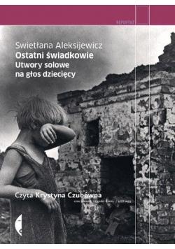 Ostatni świadkowie audiobook