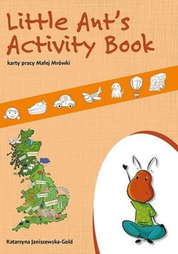 Little Ant's Activity Book. Zeszyt ćw. dla dziecka