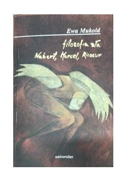 Filozofia zła: Nabert, Marcel, Ricoeur