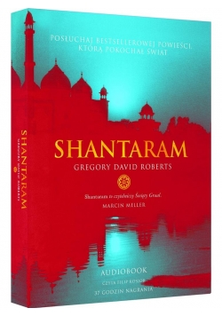Shantaram. Audiobook