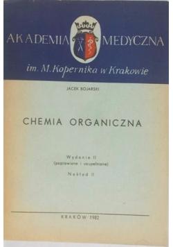 Chemia organiczna. Wydanie II