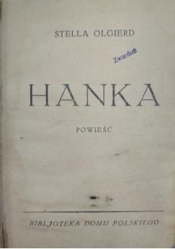 Hanka, 1928 r.