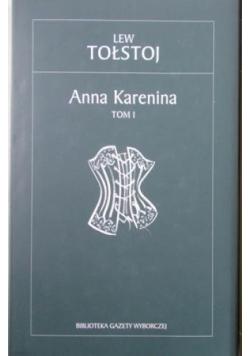 Anna Karenina, tom I
