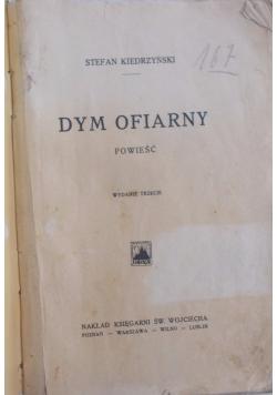 Dym ofiarny, 1923r.