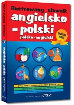 Ilustrowany słownik ang-pol, pol-ang  BR