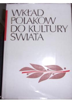 Wykład Polaków do kultury świata