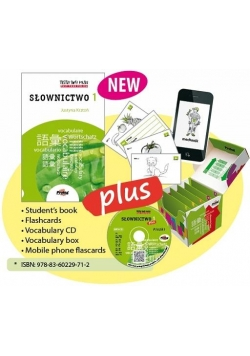 TESTUJ SWÓJ POLSKI PLUS - Słownictwo 1 pakiet