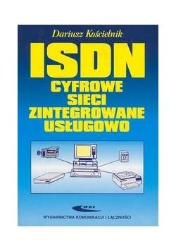 ISDN cyfrowe sieci zintegrowane usługowo