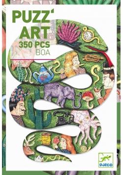 Puzzle Art - Boa