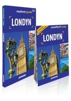 Explore!guide Londyn mapa