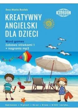Kreatywny angielski dla dzieci. Word games