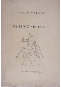 Venedig  - Brevier, 1943 r.
