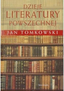 Dzieje literatury powszechnej