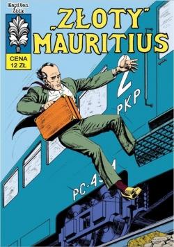 """Kapitan Żbik T.17 """"Złoty"""" Mauritius"""