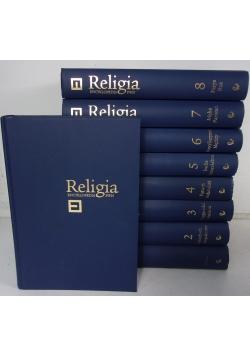 Religia. Encyklopedia, zestaw 9 książek