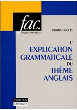 Explication Grammaticale
