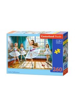 Puzzle 260 Małe baletnice CASTOR