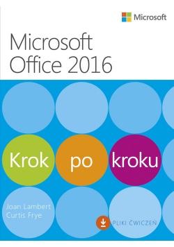 Microssoft Office 2016 Krok po kroku